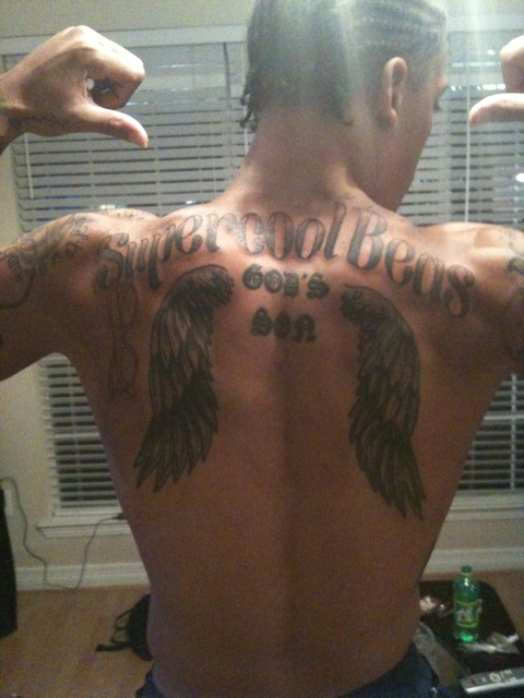 TwitPic from Michael Beasley